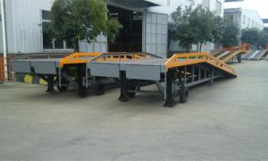 10 Tons Load Capacity Stationary Dock Ramp Lift pictures & photos