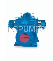 S Series Single Stage Double-Suction Horizontal Split Centrifugal Pump pictures & photos