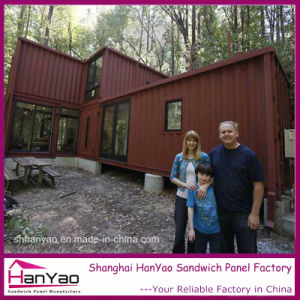 China Made Steel Structure Shipping Containers for Living pictures & photos