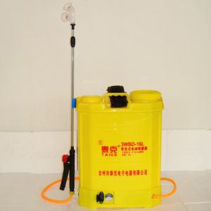 16lknapsack Battery Sprayer / Agricultural Equipment (3WBD-16L) pictures & photos