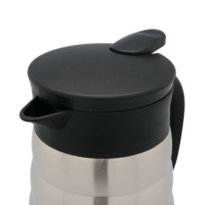 Stainless Steel Vacuum Coffee Pot 650ml pictures & photos