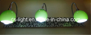 3-Bulbs Energy Saving Lamp Bathroom Wall Lamp (CTM102)