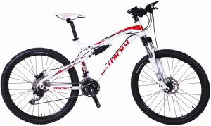 Suspension 650 B Alloy Mountain Bike (MK15MT-27410) pictures & photos