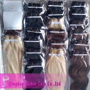 Human Hair Weaving/Human Hair Weft/Human Hair Extension (YM-KHH001)