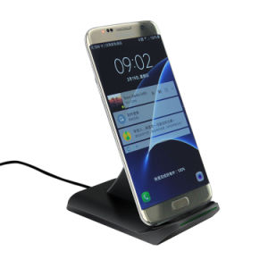 Fast Wireless Charger, Qi Standard Wireless Charger Transmitter pictures & photos