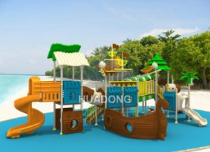 Funny Commerical Outdoor Playground (HD-085A) pictures & photos
