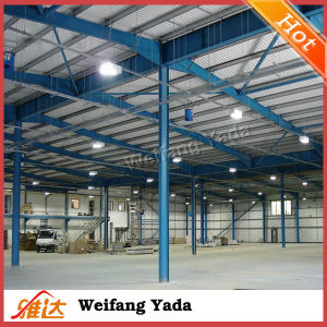ISO Certificted Industrial Steel Frame Workshop Shed