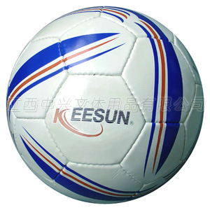 Hand Sewn Soccer Ball (SH5002) pictures & photos