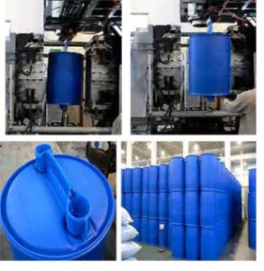 250L Plastic Drum Blow Molding Machine