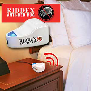 Riddex Bed Bug Zapper with Fluctuating Ultra Sound Waves (ZT09032) pictures & photos