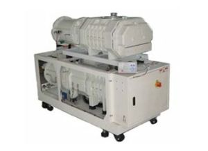 Hokaido Water Cooling Dry Screw Vacuum Pump (RSE4502) pictures & photos