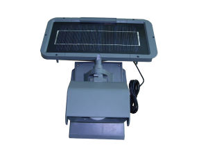 PIR LED Solar Security Light With Timer and Lighting Control (PETC-L05)
