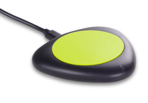Colourful Wireless Charger for Smart Mobile Phone -- Small But Awesome pictures & photos
