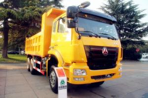 Sinotruk Dump Truck, Tipper Haohan 6*4 (ZZ3255M3646C1)