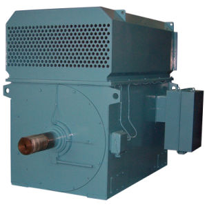 High Voltage Electric Motors, Wound Rotor/Slip Ring, Asynchronous, Steel Plate, 3/6/10kv, 50Hz, IP44/IP54/IP55, CACA, IC611, IC616, IC666