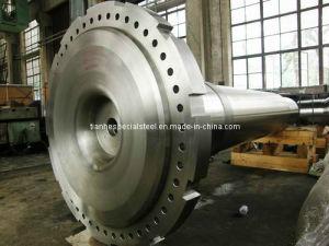 Forged Turbine Shaft