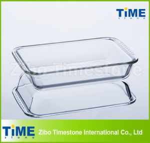 High Borosilicate Glass Baking Dish pictures & photos