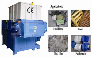 Plastic Film Shredder of Recycling Machine for with Ce pictures & photos