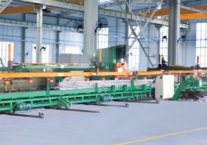 CNC Lorry Beam Punching Machine Model PPL55E pictures & photos