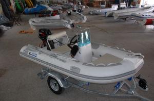Rigid Inflatable Boat Rib Boat Tender