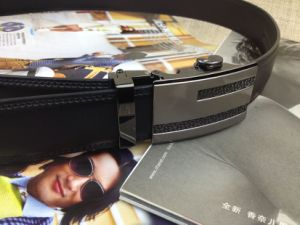 Boy Ratchet Leather Belt (HC-140504) pictures & photos