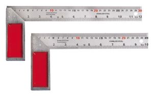 Angle Ruler With Cast Iron