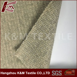 Garment Fabric Thick Warm Knitted Fabric Wool 50% Polyester 50% pictures & photos