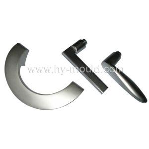 Zinc Alloy Handle, Aluminium Door Handle for Die Casting