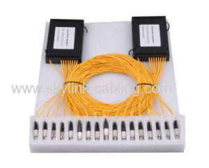 module type 1x8 plc splitter pictures & photos
