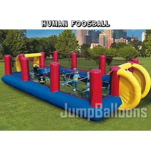 Human Foosball and Human Soccer (J5041) pictures & photos