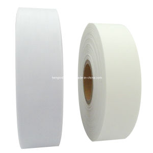 Acetate Taffeta Fabric Label (PT-215A1)