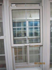 Single Hung Window with Built-in Grille pictures & photos