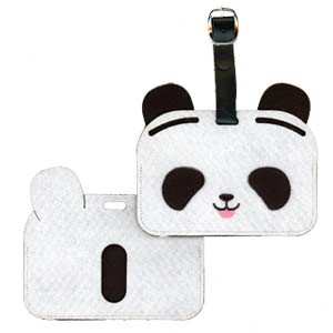 Luggage Tag - Applique - Panda pictures & photos