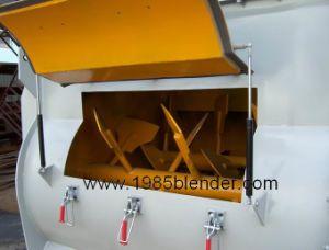 WZL Series Horizontal Non - Gravity Mixer (WZL) pictures & photos