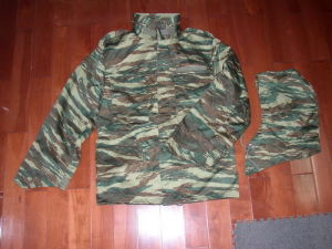 Military IRR Camouflage M65 Jacket