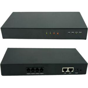 4 Ports Embedded Ippbx (ZPX04)
