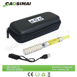 EGO Diamond Biling Battery EGO Case E Cigarette Starter Kit Wholeasel