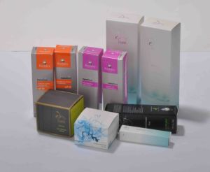 Skin Care Packaging Box