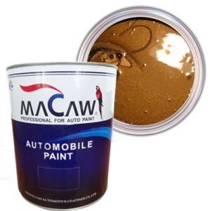 Pearl Golden Color Tinters Auto Paint