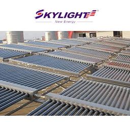 Skylight Solar Collector of Vacuum Tube (SLAGC)