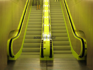 35 Degree Vvvf Control Indoor Escalator pictures & photos