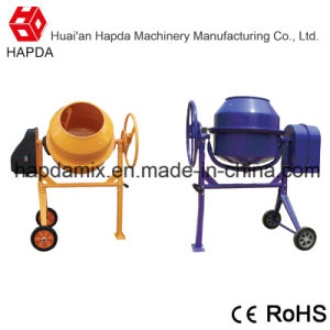 Mini Concrete Mixer 125L 140L