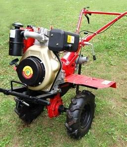 Mini Power Tiller 186f Diesel Engine (MQ1WG6.3-120FC-Z) pictures & photos