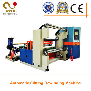 Jumbo Paper Roll Slitting Rewinding Machine pictures & photos