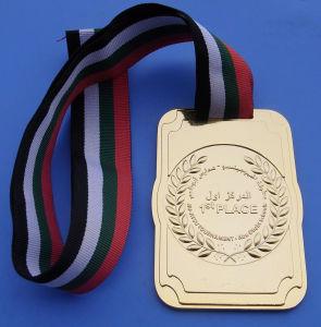 Custom School Sports Metal Ribbons (ASNY-JL-ME-14012304) pictures & photos