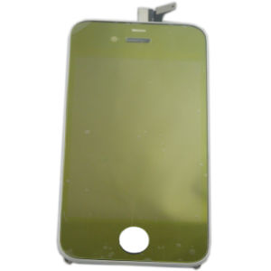 All Color LCD Assembly with Battery Cover and Home Button (with Logo) for iPhone4