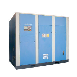 Direct Driven Rotary/Screw Air Compressor (SCR180II Series) pictures & photos