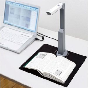 China CMOS A4 Size Portable Scanner for Bank & Office Use ...