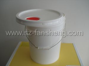 20L Bucket for Oil pictures & photos