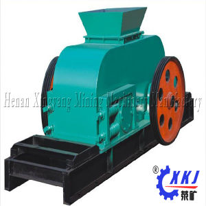 Finely Processed Limestone Double Roller Crusher pictures & photos